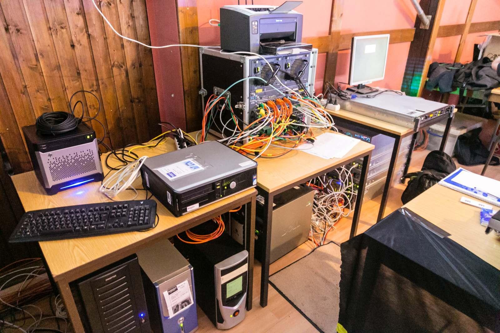 MultiMadness Netzwerk